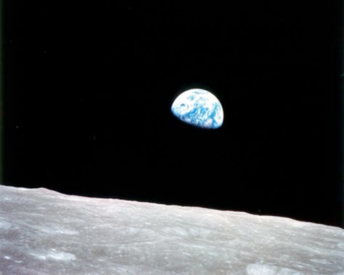 Houston, 1968 – Apollo 8